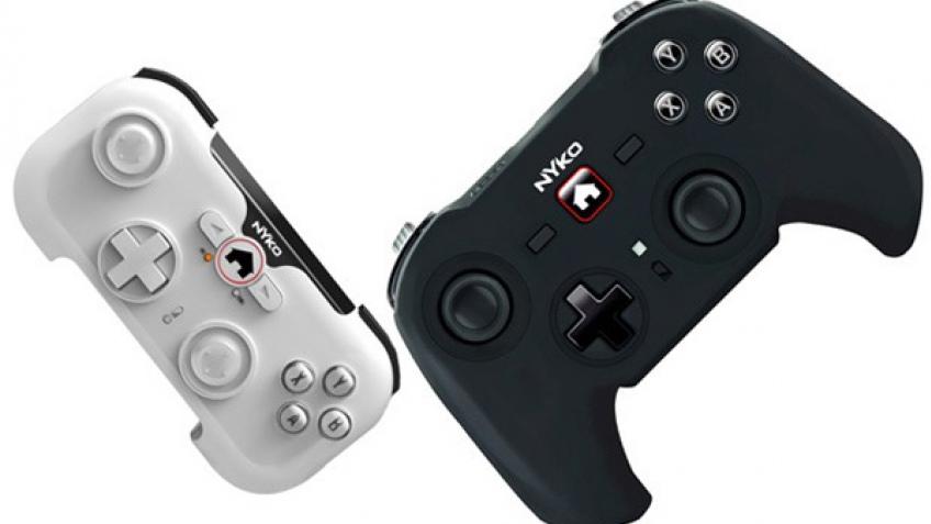 Nyko анонсировала джойстики PlayPad