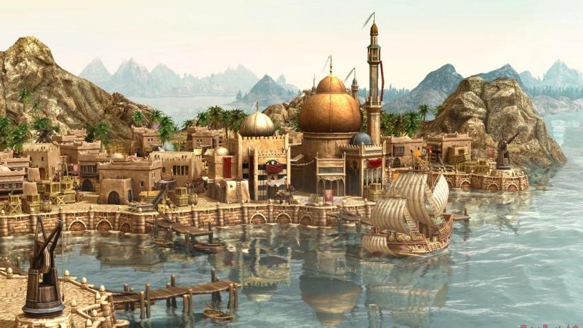 Anno 1404 отложена на год