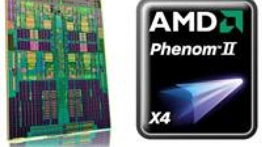 CES 2009: AMD официально представила Phenom II