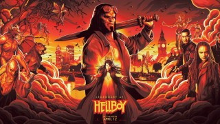 В сети заблаговременно появился дебютный трейлер нового «Хеллбоя»