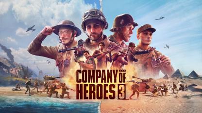 Анонсирована Company of Heroes3 — трейлер, геймплей и первые детали