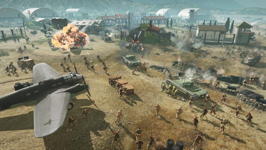Анонсирована Company of Heroes 3 — трейлер, геймплей и первые детали3