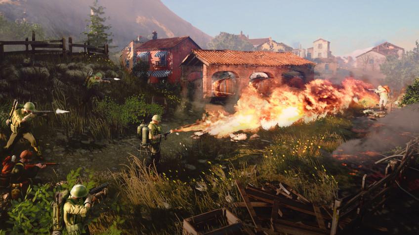Анонсирована Company of Heroes 3 — трейлер, геймплей и первые детали4