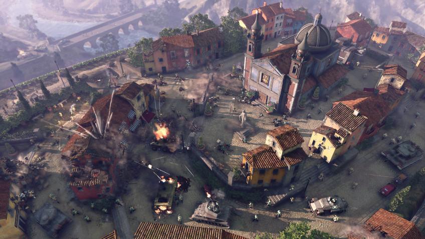 Анонсирована Company of Heroes 3 — трейлер, геймплей и первые детали6
