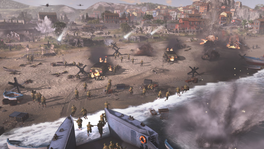 Анонсирована Company of Heroes 3 — трейлер, геймплей и первые детали7