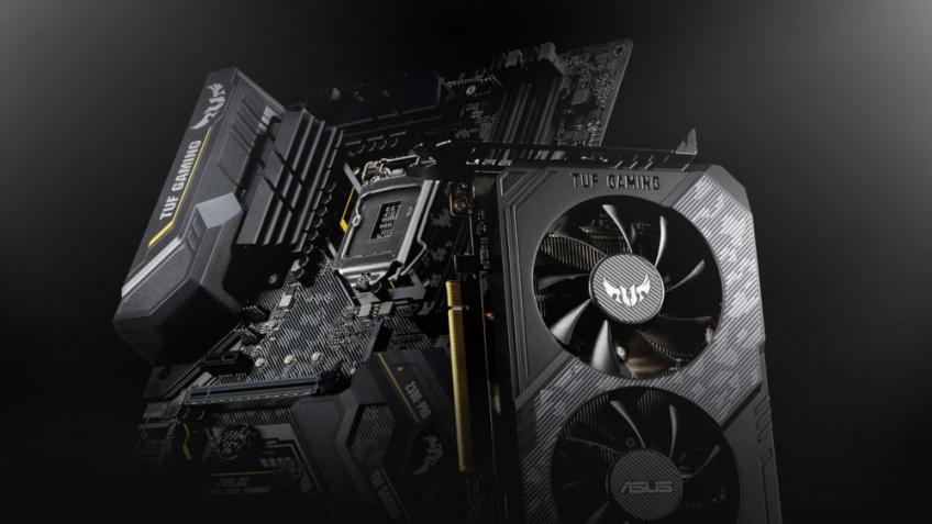 ASUS представила видеокарты GeForce RTX 2060 в варианте TUF Gaming