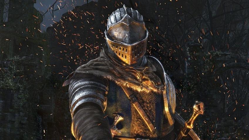 Dark Souls Remastered доберётся до Switch в октябре