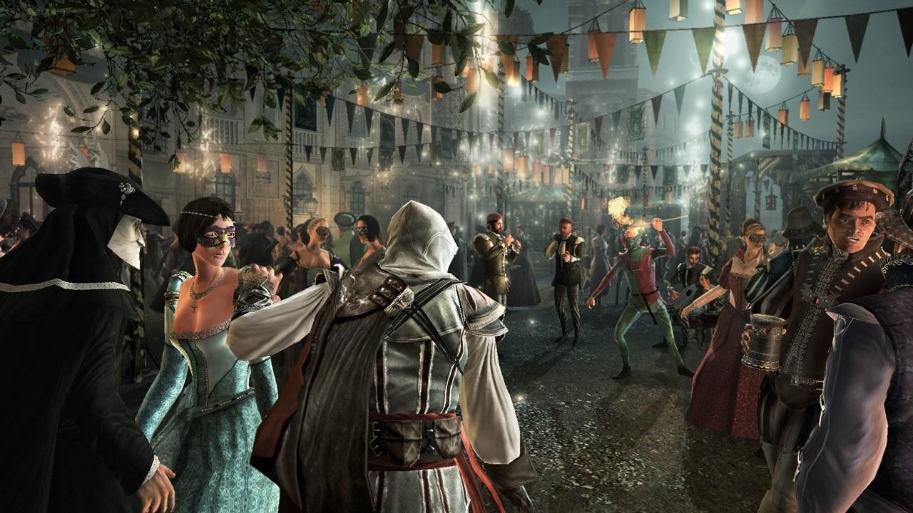 В честь 10-летия Assassin's Creed II композитор игры выложил17 невыпущенных треков