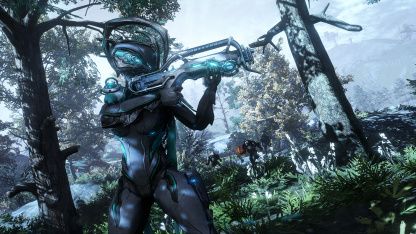 Warframe улучшат для PS5 послезавтра, 26 ноября