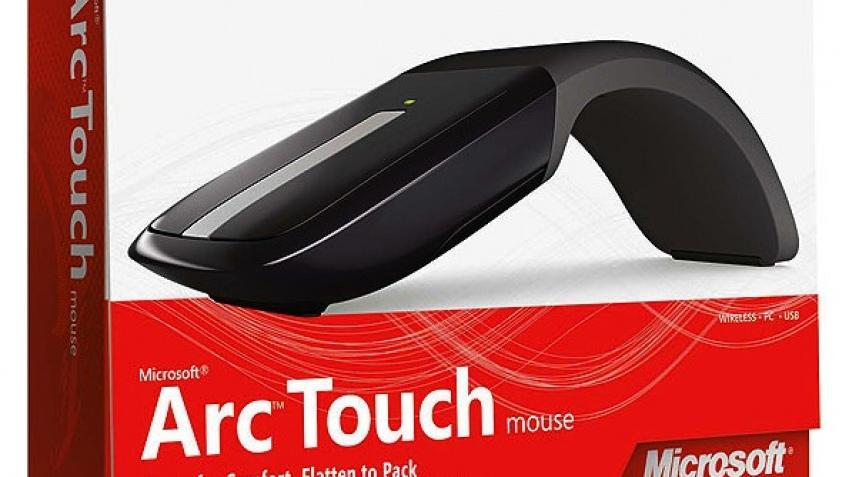 Microsoft скоро анонсирует мышку Arc Touch
