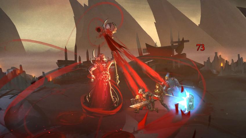 Мрачная Blightbound от Devolver Digital уйдёт в ранний доступ29 июля