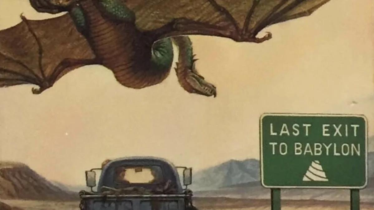 HBO и Джордж Мартин создают сериал по «Дорожным знакам» Роджера Желязны