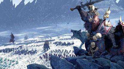 Новый трейлер Total War: Warhammer знакомит с племенами грабителей Норска