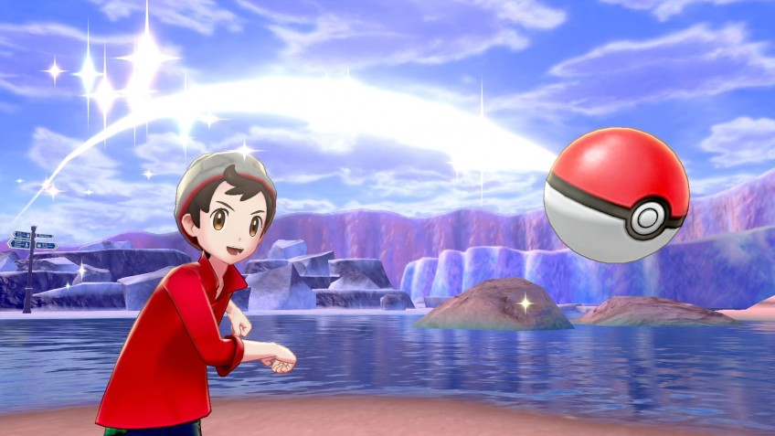 Тираж Pokemon Sword and Shield составил6 млн копий за первую неделю