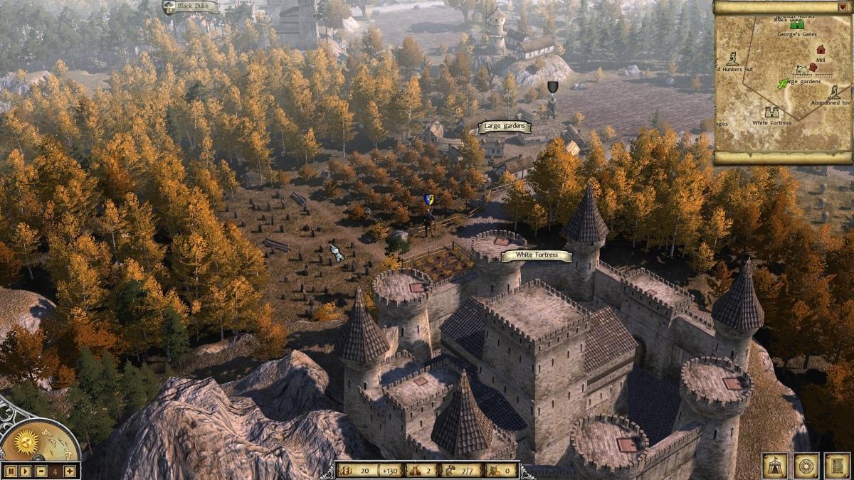 Состоялся релиз игры «Эйзенвальд: Кровь ноября»