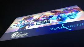Игромания следит за открытием BlizzCon 2017 с Yota Arena