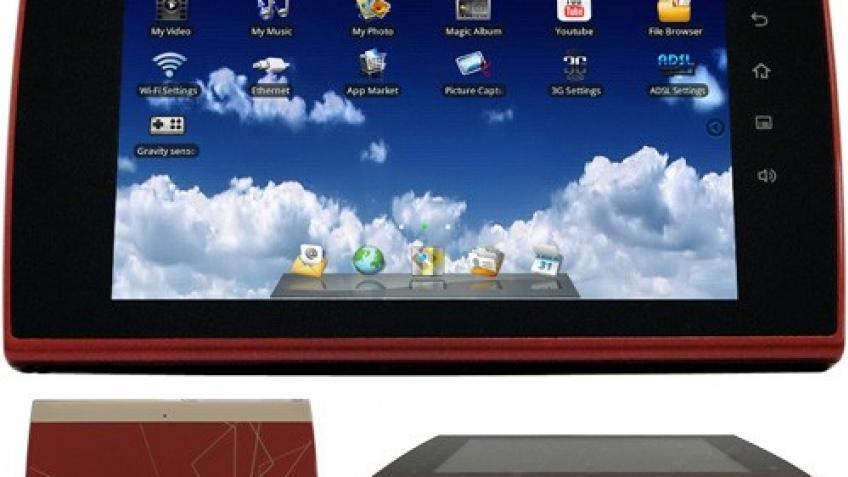 Pioneer Computer представит планшет DreamBook ePad с NVIDIA Tegra 2