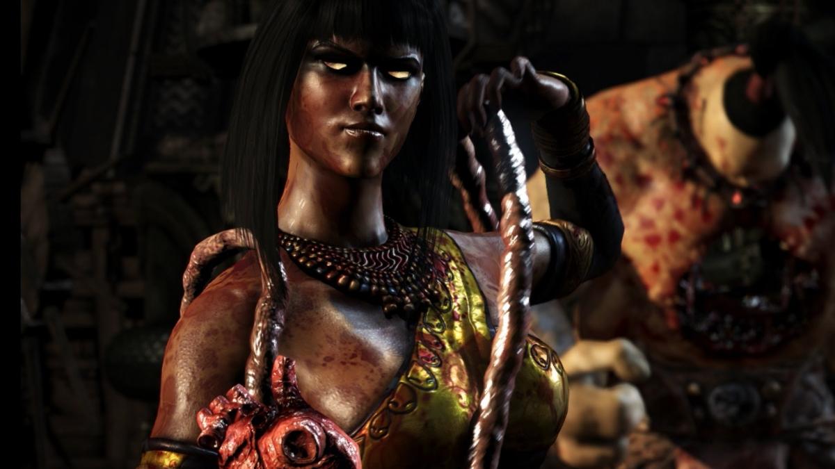 Finish him! Вышел новый ролик, посвящённый 25-летию серии Mortal Kombat