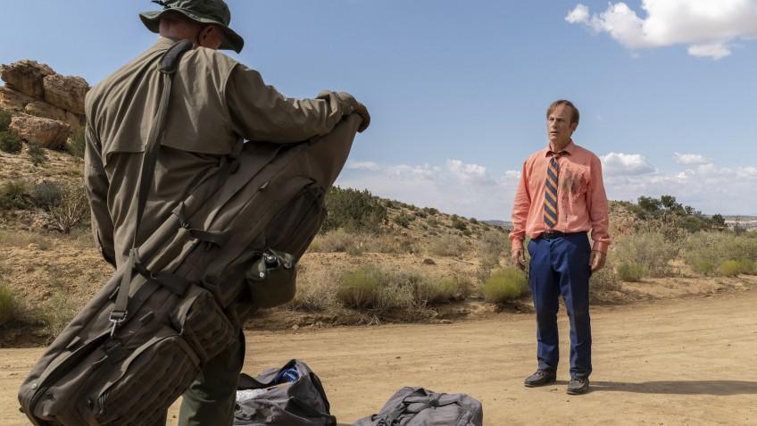 Винс Гиллиган о съёмках нового эпизода «Лучше звоните Солу»: «Это был просто ад»