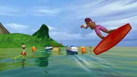 Водные виды спорта для Wii Balance Board