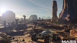 ЕА намекнула на сюжет Mass Effect: Andromeda