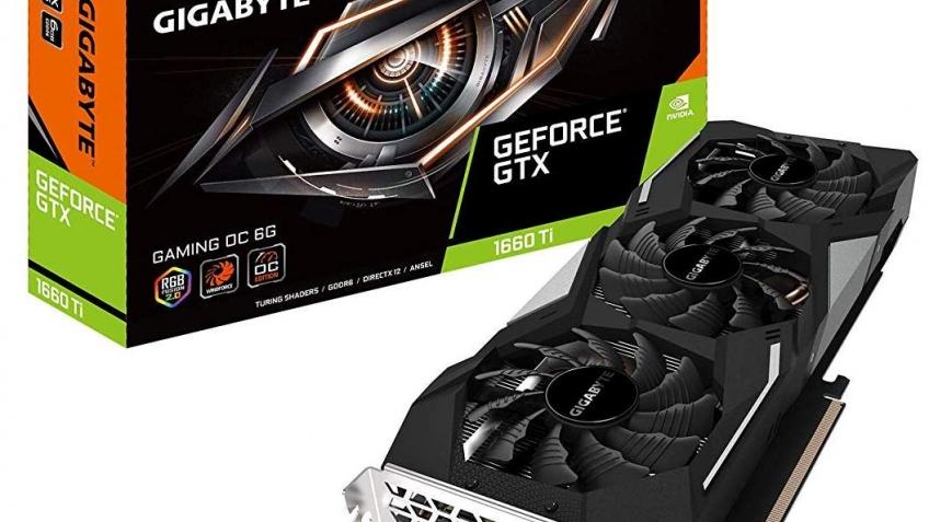 На Amazon уже доступна для предзаказа видеокарта GeForce GTX 1660 Ti