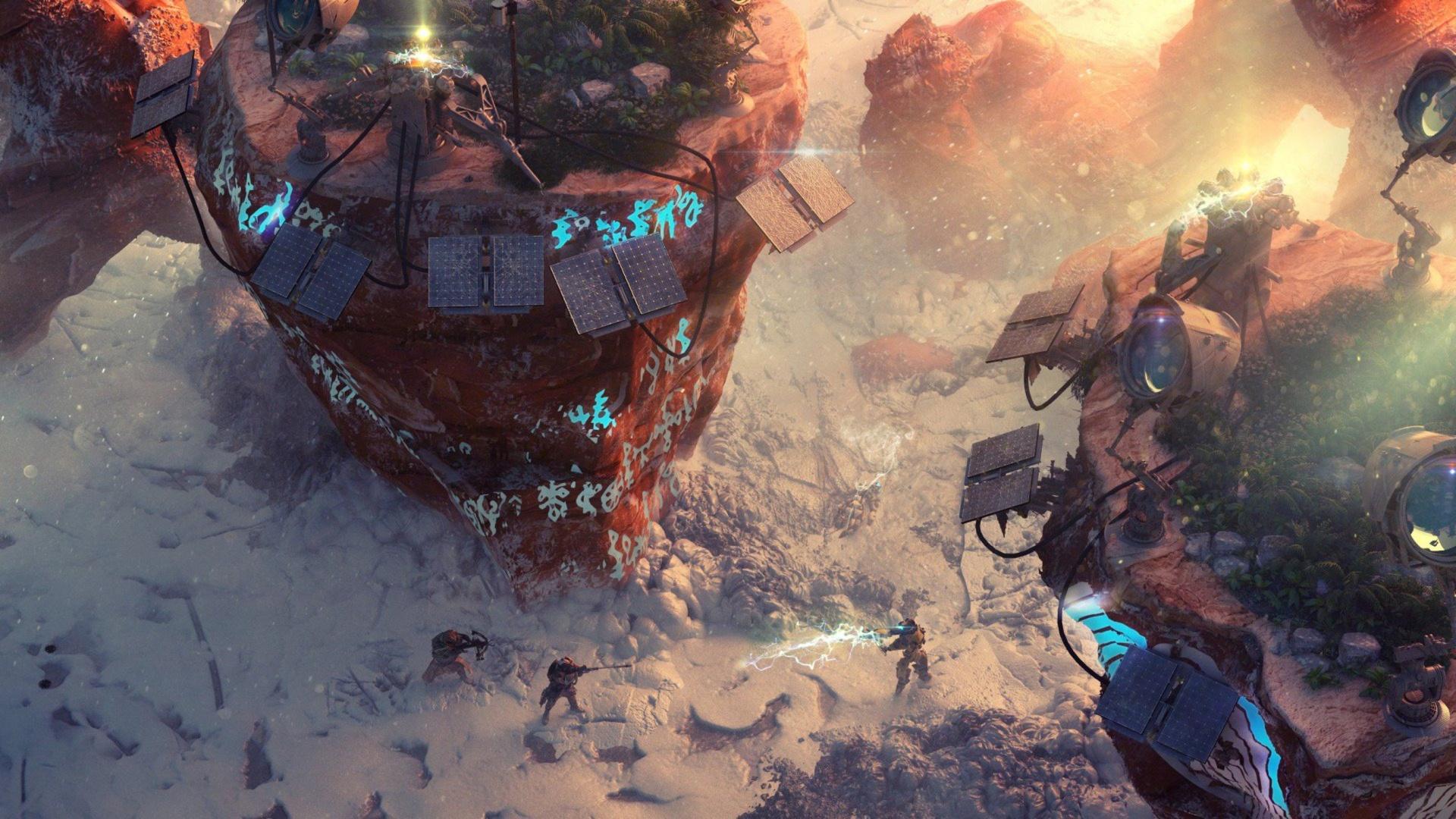 Разработчики Wasteland3 рассказали, как работает мультиплеер в игре