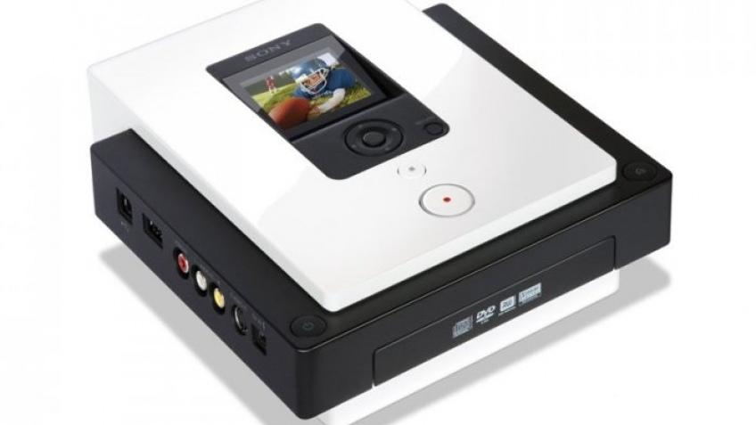 Автономные DVD-резаки Sony