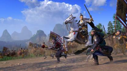 Создатели Total War: Three Kingdoms делают новую игру по «Троецарствию»