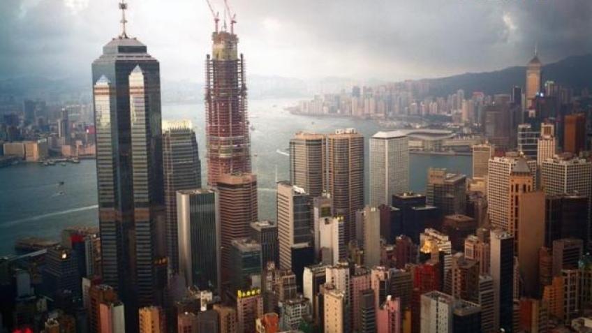 В Гонконг на самолёте