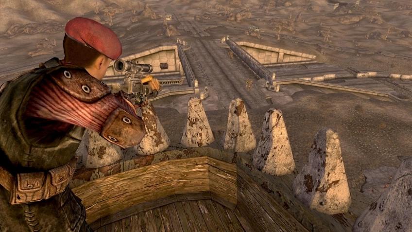 Нейросети в четыре раза улучшили текстуры Fallout: New Vegas