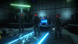 Киберанковая пошаговая ролёвка StarCrawlers Chimera собирается на Kickstarter