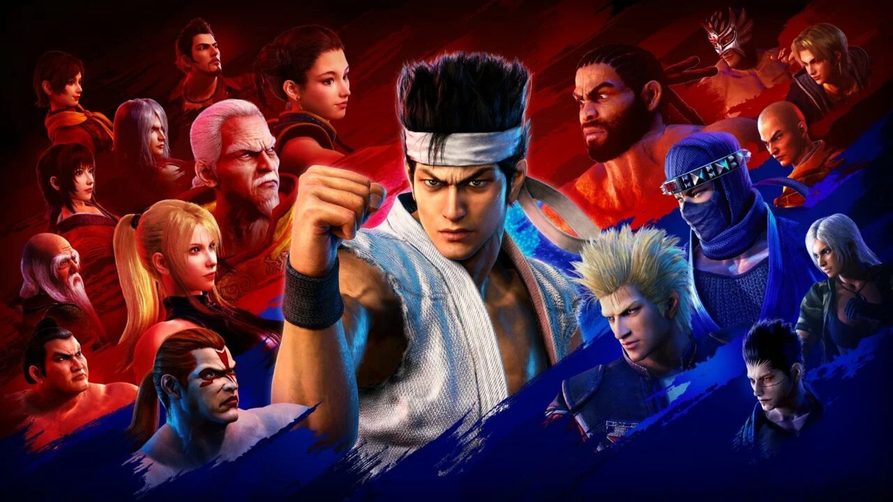 Новую Virtua Fighter нашли в базе PlayStation Store