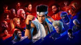 Новую Virtua Fighter нашли в базе PlayStation Store