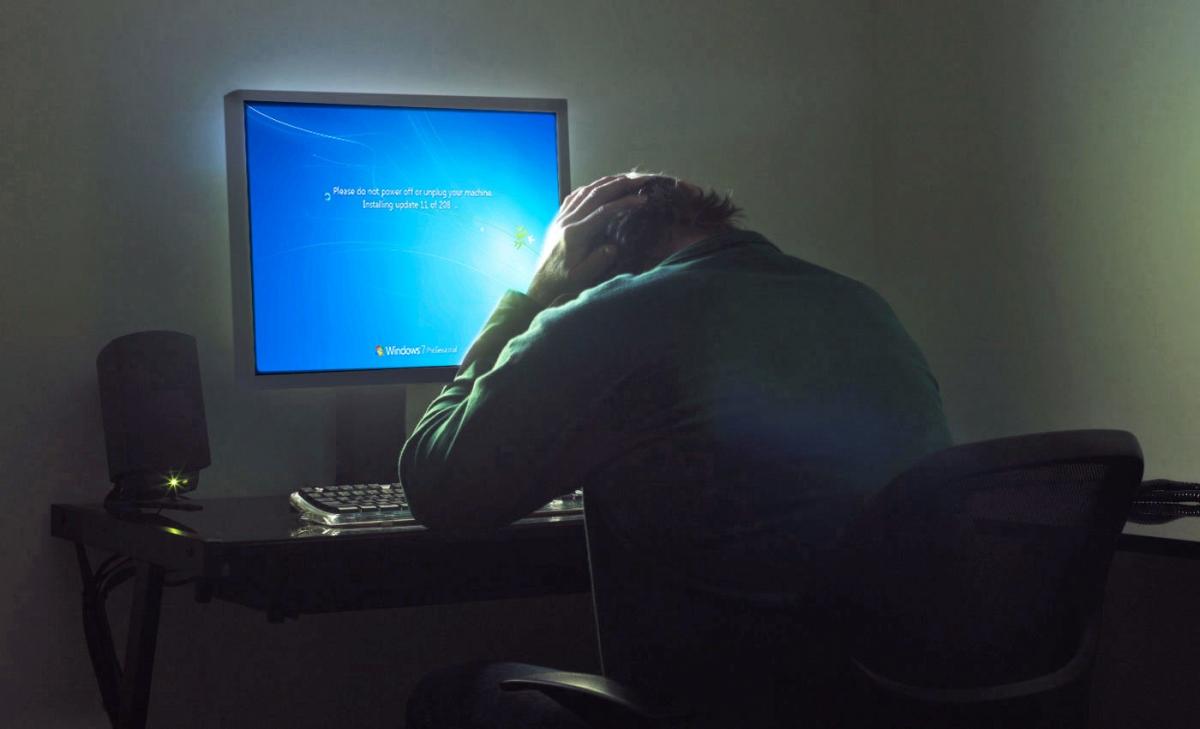 Windows7 доживёт до 2023 года