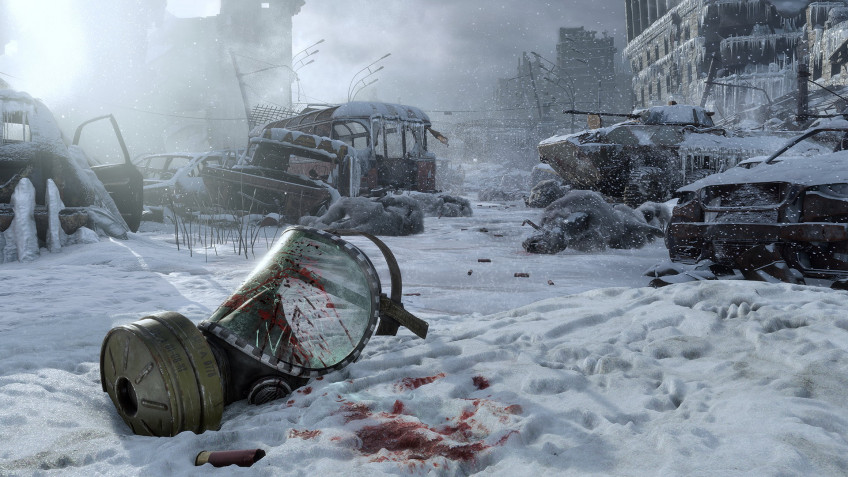 Улучшенную версию Metro: Exodus для PS5 и Xbox Series покажут уже сегодня в 18:00