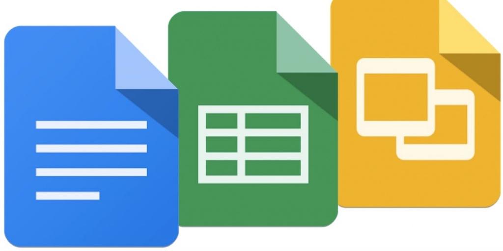 Google Docs научили работать с файлами Word, Excel и PowerPoint