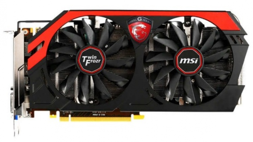 Подробности о MSI GeForce GTX 780 Gaming Edition