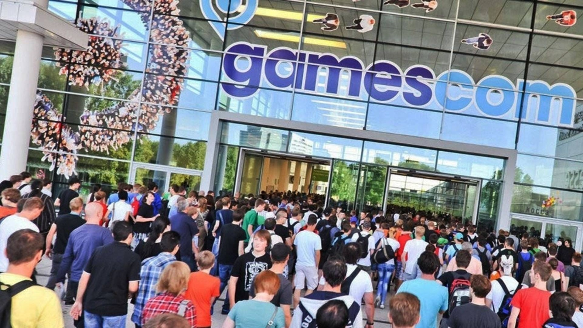 Прямая текстовая трансляция с gamescom 2019