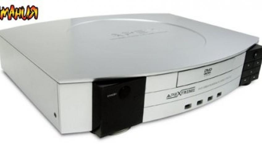 Консоль, DVD-плеер или видеомагнитофон?