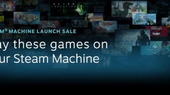 Valve отмечает выпуск Steam Machines большой распродажей