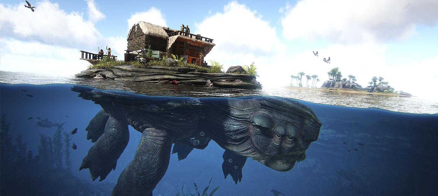 ARK: Survival Evolved всё же стала бесплатной в Epic Games Store