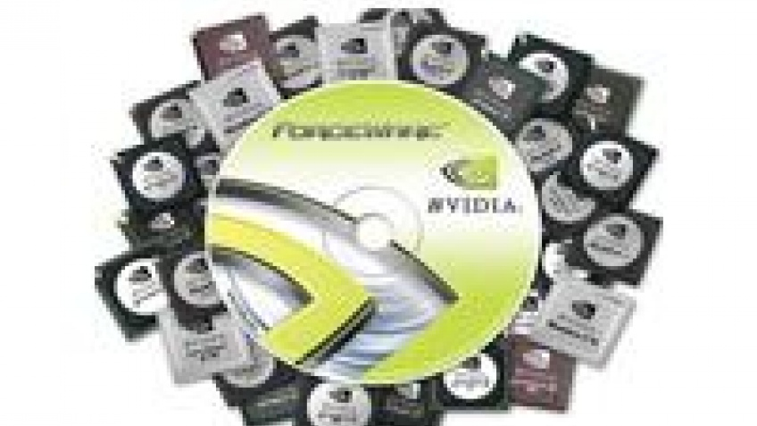 Новые драйвера NVIDIA ForceWare