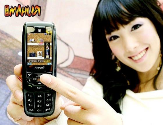 Инновационный джойстик от Samsung