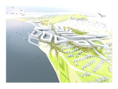 Природный город будущего, теперь в Эстонии