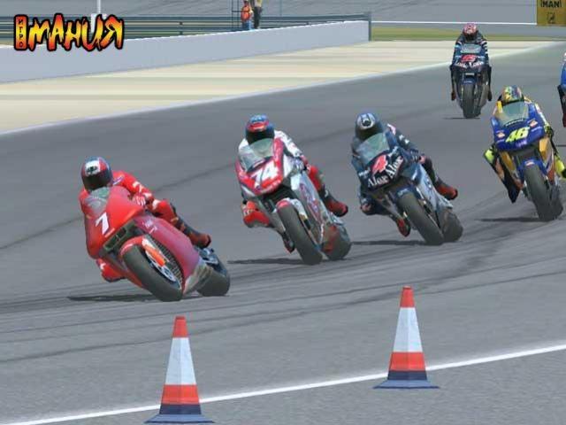 Мотоциклисты, на старт!