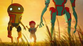 Роботы будущего и мир без людей в трейлере «Эдема» Netflix