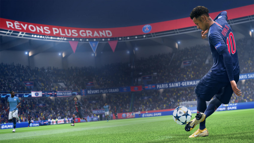 FIFA 20 на две недели вылетела из чартов Британии