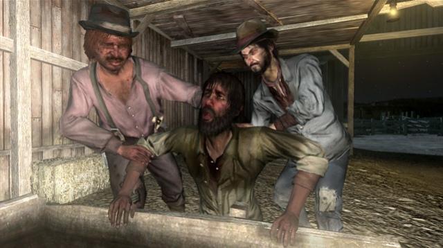 Ирландская газета критикует Red Dead Redemption