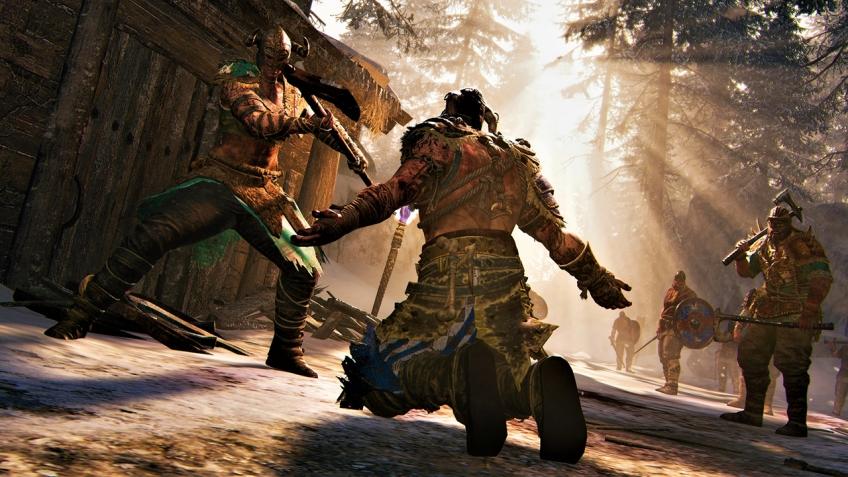 Игроки грозятся уйти из экшена For Honor